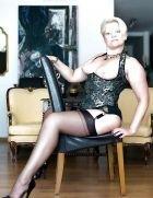Катя, 35 лет — госпожа-страпонесса