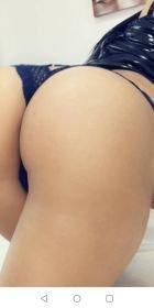 Кристина — проститутка с большой грудью