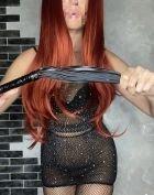 Рыжая Бестия — проститутка с реальными фотографиями, от 1500 руб.