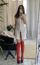 реальная проститутка Лана, рост: 158, вес: 47